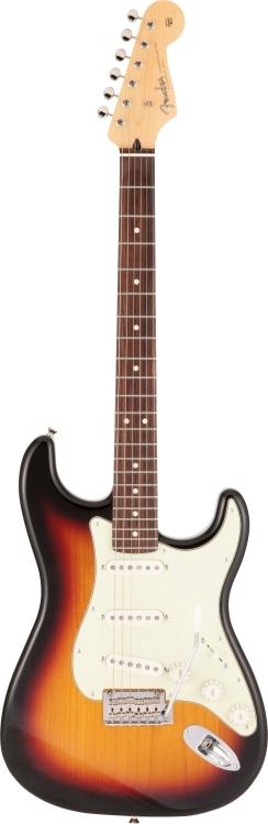 Made in Japan Hybrid II Stratocaster® - 3-Color Sunburst