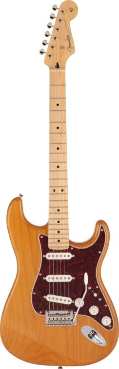 Made in Japan Hybrid II Stratocaster® - Vintage Natural