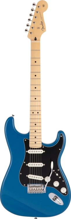 Made in Japan Hybrid II Stratocaster® - Forest Blue