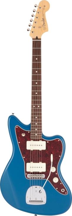 Made in Japan Hybrid II Jazzmaster® - Forest Blue