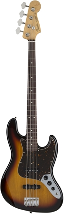 Made in Japan Hybrid 60s Jazz Bass® - 3-Color Sunburst