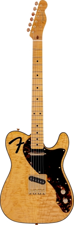 Made in Japan 2021 Limited Collection F-Hole Telecaster® Thinline -