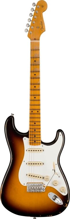 1956 Stratocaster® Relic® - Faded Aged 2-Color Sunburst