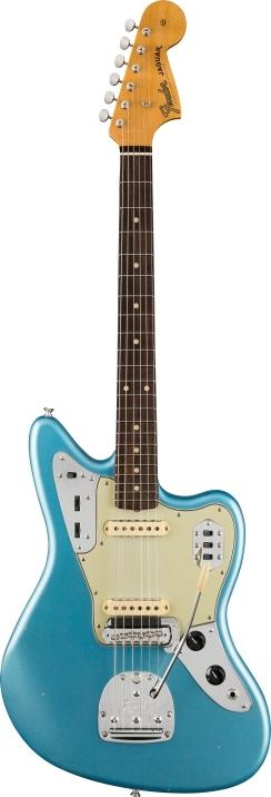 1962 Jaguar® Journeyman Relic® - Faded Aged Lake Placid Blue