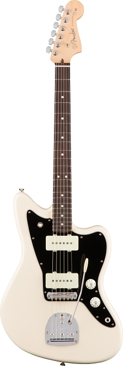 American Professional Jazzmaster® - Olympic White