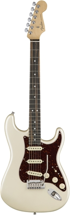 American Elite Stratocaster® - Olympic Pearl