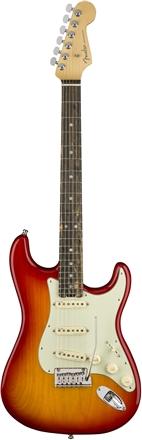 American Elite Stratocaster® - Aged Cherry Burst