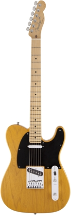 American Deluxe Ash Telecaster® (2010-2016) - Butterscotch Blonde