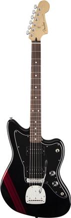 Special Edition Blacktop Jazzmaster® HH Stripe -