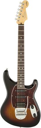 Sergio Vallin Signature Guitar - 3-Color Sunburst