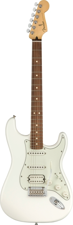 Player Stratocaster® HSS - Polar White