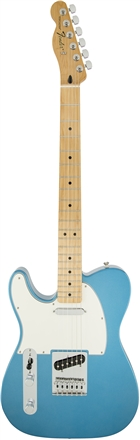 Standard Telecaster® Left-Hand - Lake Placid Blue