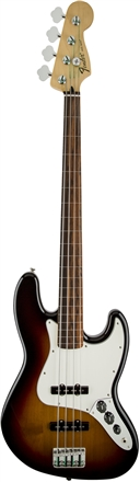 Standard Jazz Bass® Fretless - Brown Sunburst