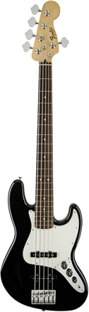 Standard Jazz Bass® V - Black