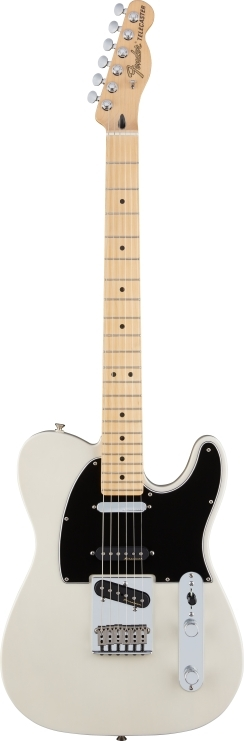 Deluxe Nashville Tele® - White Blonde