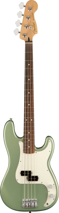 Player Precision Bass® - Sage Green Metallic