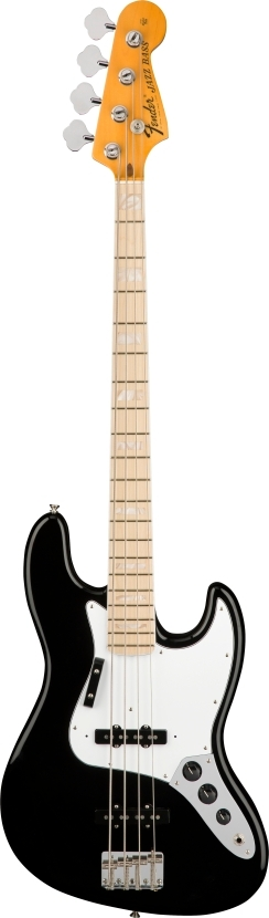American Original '70s Jazz Bass® - Black