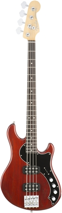 American Elite Dimension™ Bass IV HH - Cayenne Burst