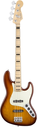 American Elite Jazz Bass® - Tobacco Sunburst