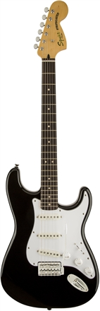 Vintage Modified Stratocaster® - Black