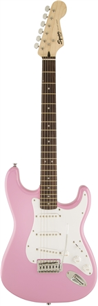 Bullet® Strat® with Tremolo - Pink