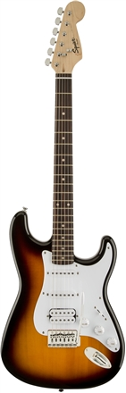 Bullet® Strat® with Tremolo HSS - Brown Sunburst