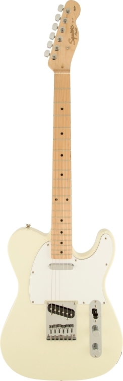 Affinity Series™ Telecaster® - Arctic White