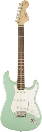 Affinity Series™ Stratocaster® - Surf Green