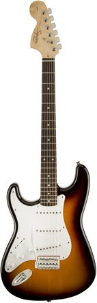 Affinity Series™ Stratocaster® Left-Hand - Brown Sunburst