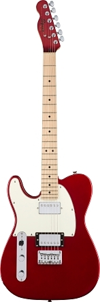 Contemporary Telecaster® HH Pour Gauchers - Dark Metallic Red