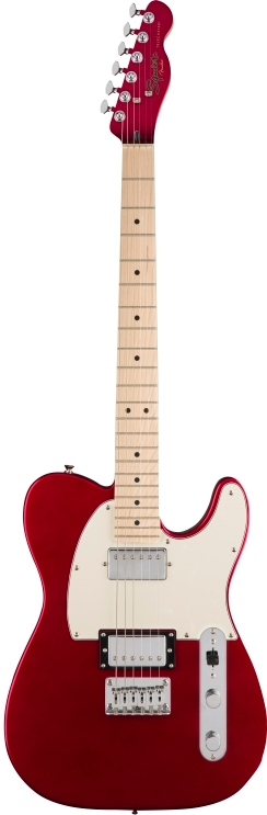 Contemporary Telecaster® HH - Dark Metallic Red