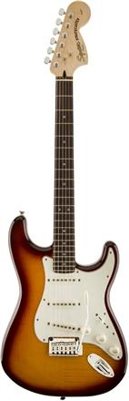 Standard Stratocaster® FMT - Amber Burst
