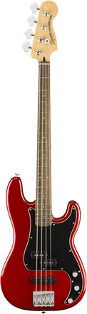 Vintage Modified Precision Bass® PJ - Candy Apple Red