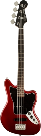 Vintage Modified Jaguar® Bass Special SS (Short Scale) - Candy Apple Red