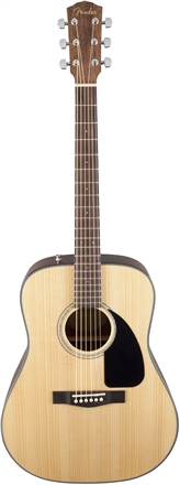 Fender® DG-8S Acoustic Pack - Natural