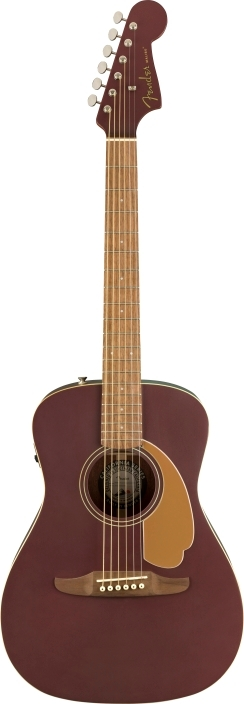 Malibu Player - Burgundy Satin