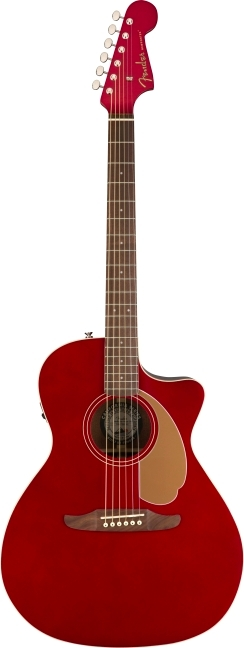 Newporter Player - Candy Apple Red