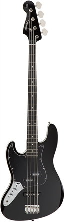 Aerodyne Jazz Bass Left-Hand - Black