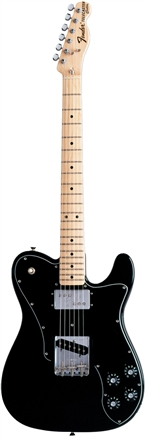 Classic Series '72 Telecaster® Custom - Black