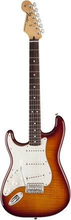 Standard Stratocaster® Plus Top Left-Hand - Tobacco Sunburst