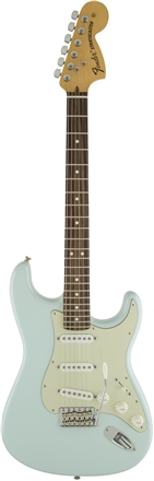 American Special Stratocaster® - Sonic Blue