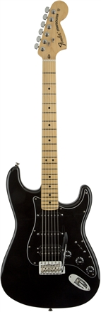 American Special Stratocaster® HSS - Black