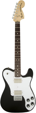Chris Shiflett Telecaster® Deluxe - Black