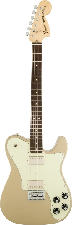 Chris Shiflett Telecaster® Deluxe - Shoreline Gold