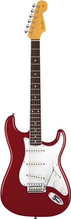 Eric Johnson Stratocaster® Rosewood - Dakota Red