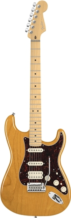 American Deluxe Stratocaster® HSS (2010-2016) - Amber