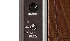 Adjustable 3-Way frequency selector