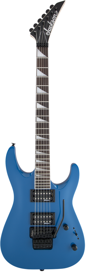 JS Series Dinky™ Arch Top JS32 DKA - Bright Blue