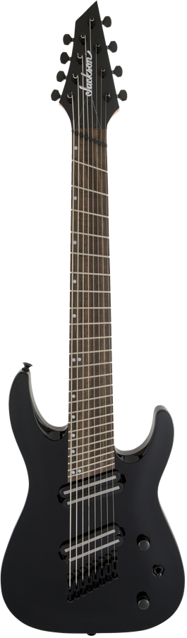 X Series Dinky™ Arch Top DKAF8 MS - Gloss Black
