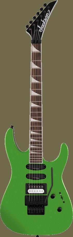 X Series Soloist™ SL3X DX - Absynthe Frost